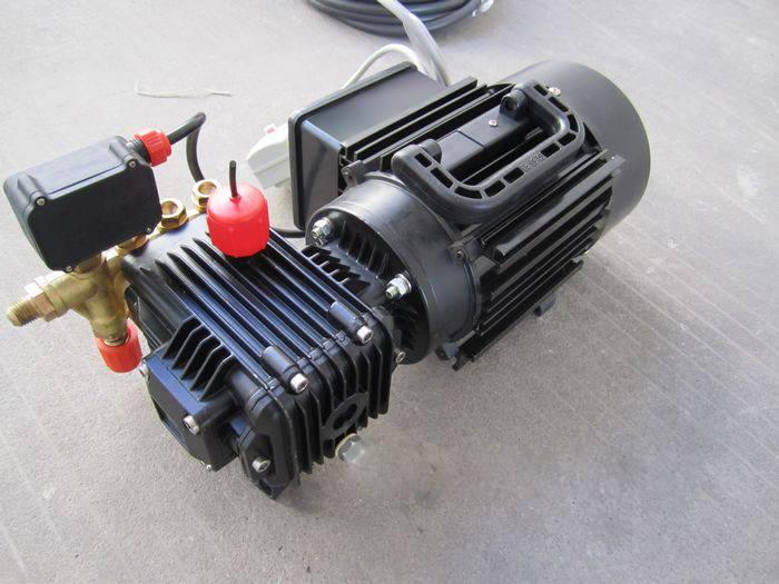 Có 2 cách điều chỉnh áp lực máy rửa xe