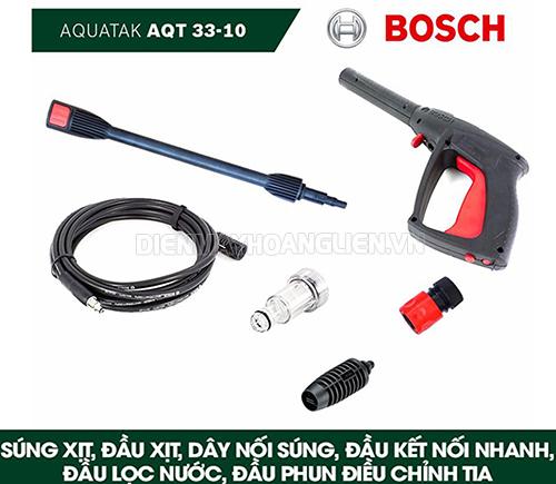 Bộ phụ kiện máy rửa xe Bosch