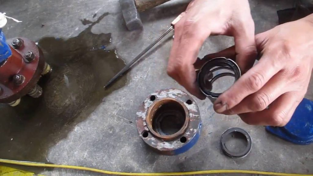 Cách thay phớt máy rửa xe