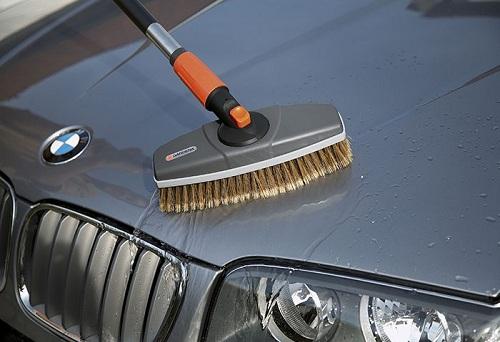Chổi rửa xe cán dài