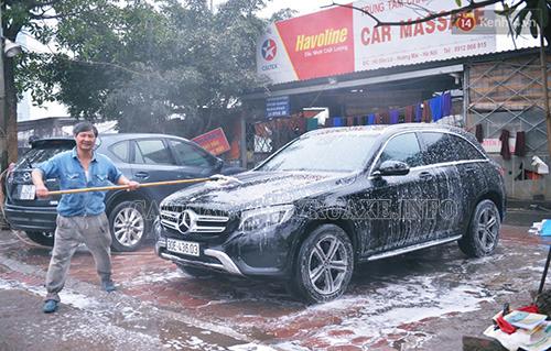 Có nhiều lý do để bạn nên mở tiệm rửa xe ô tô