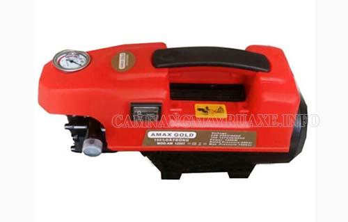 Máy rửa xe Amax AM1200T cho hiệu suất làm việc cao, giá thành rẻ