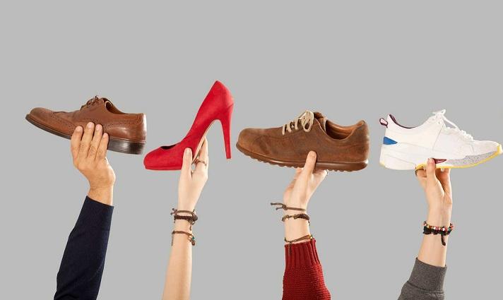 cách giặt giày khô không cần nước