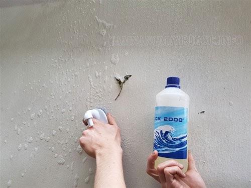 Lợi ích khi sử dụng hóa chất tẩy rửa