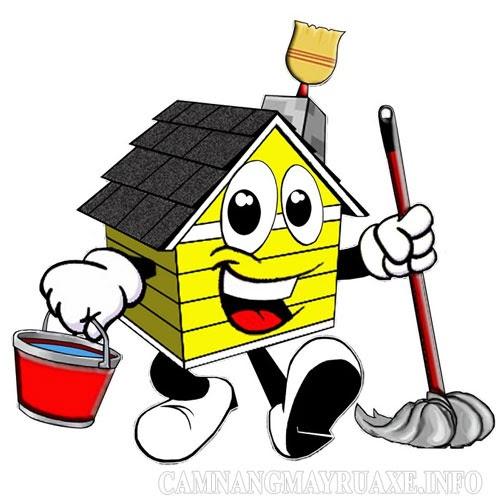 Dịch vụ dọn nhà theo giờ đang rất được ưa chuộng