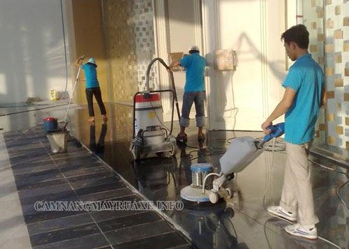 Dịch vụ tổng vệ sinh chung cư mang đến nhiều lợi ích
