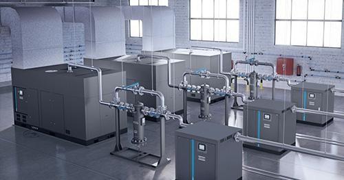 máy sấy khí có rất nhiều loại hình