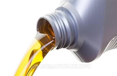 thay dầu máy nén khí puma 1hp thường xuyên
