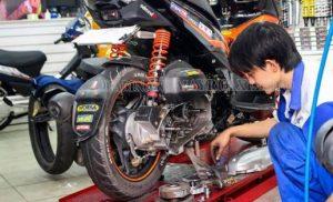 IC là một bộ phận quan trọng của xe máy