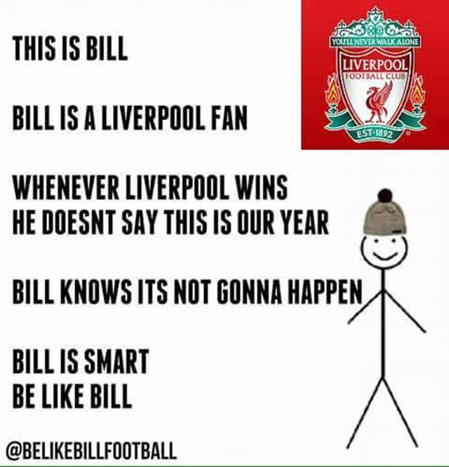 Đến các fan bóng đá cũng cuồng Be like me