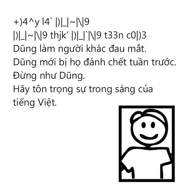 Và Việt Nam cũng đã bắt kịp trend