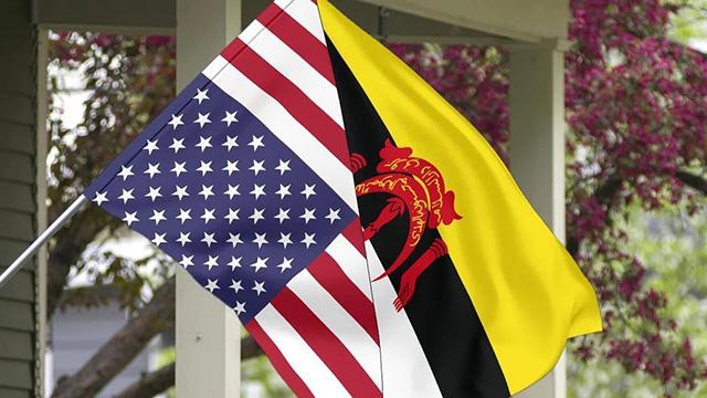 Cờ Vương quốc Brunei