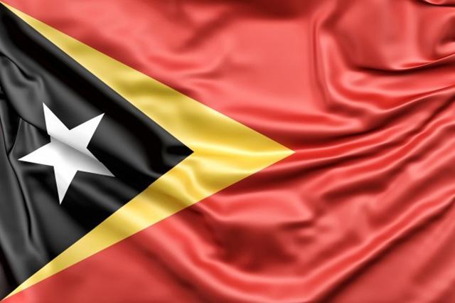 Quốc kỳ Đông Timor