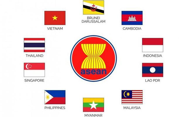 cờ các nước đông nam á là gì