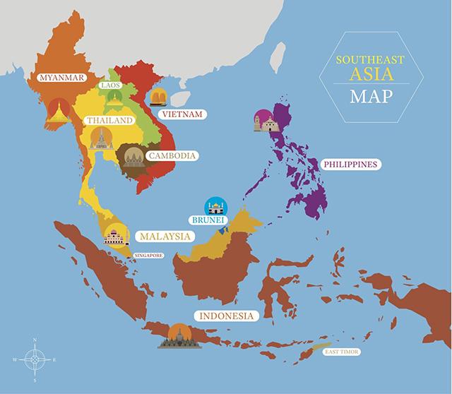 Thủ đô các nước Đông Nam Á