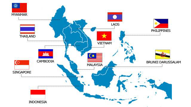 Thủ đô các nước Đông Nam Á ra sao